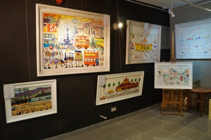 Simeon Stafford exhibition 2