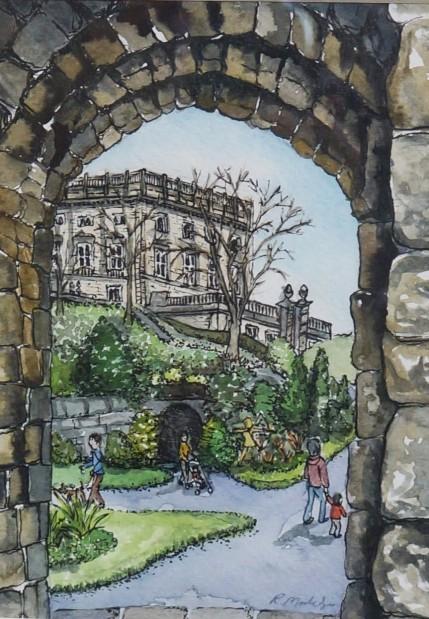 Rebecca Morledge - Castle