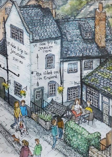 Rebecca Morlegde - Ye Olde Trip