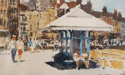 Gerald Green - Along the front Weymouth