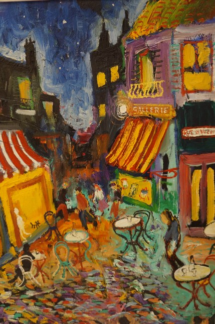 Simeon Stafford - rue st. vincent