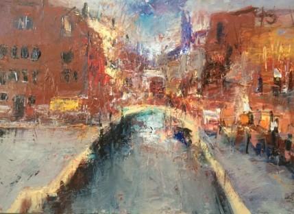 Nael Hanna - Over the Bridge Venice