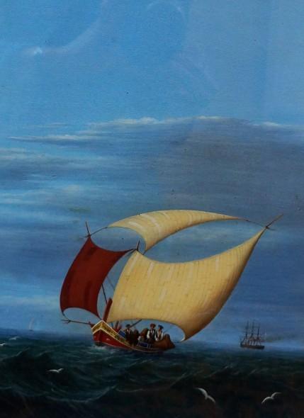 Nicola F. Crescimanna - Gozo Boat II