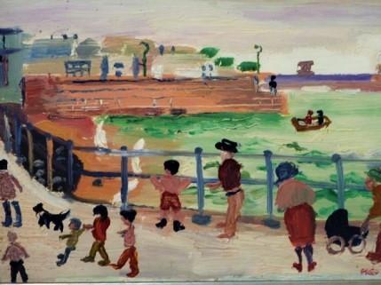 Fred Yates - Along St Ives