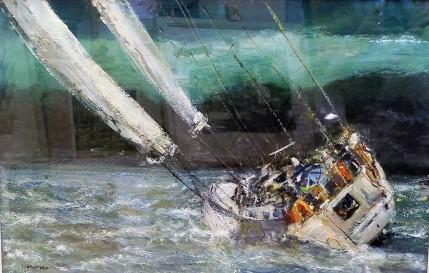 Nael Hanna - Racing Yacht