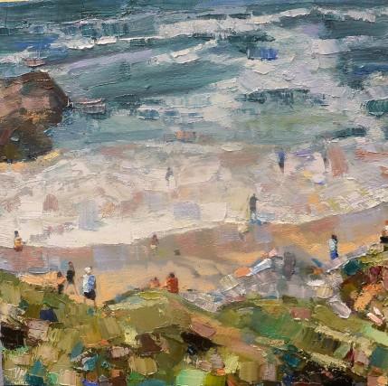 Tanya Foster - Cornish Beach