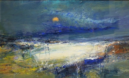 Nael Hanna - Crabbing Pool at East Neuk