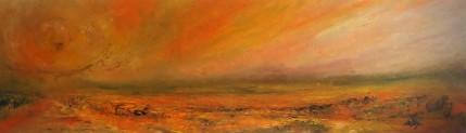 Darren Stevenson - A Tribute to Turner's Sunset