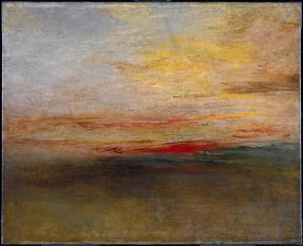 Turner's Sunset